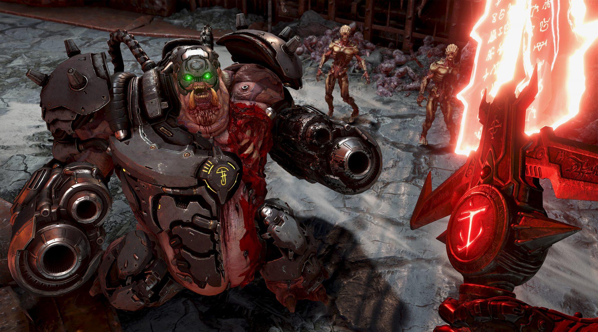 Doom Eternal - voor de échte gamers