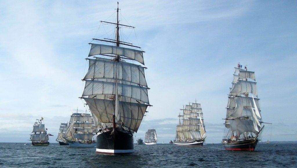 harlingen sail