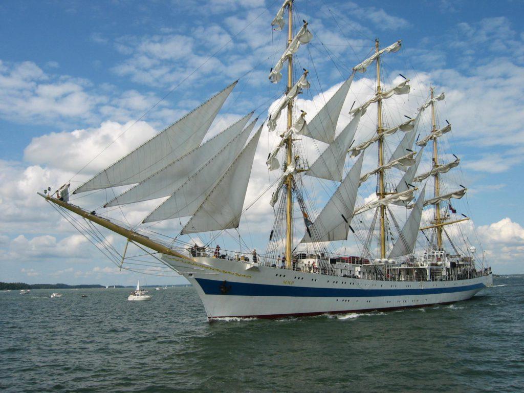 Heel Harlingen op zijn kop met The Tall Ships Races 2014, 2018 & 2022